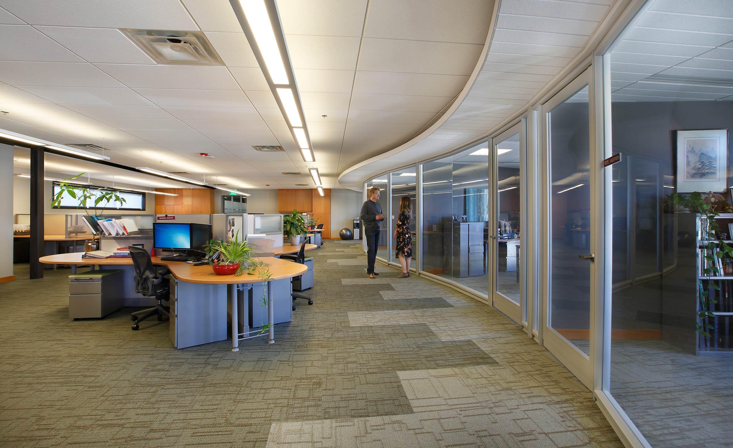 Prime Insurance Work Space Utah Architect