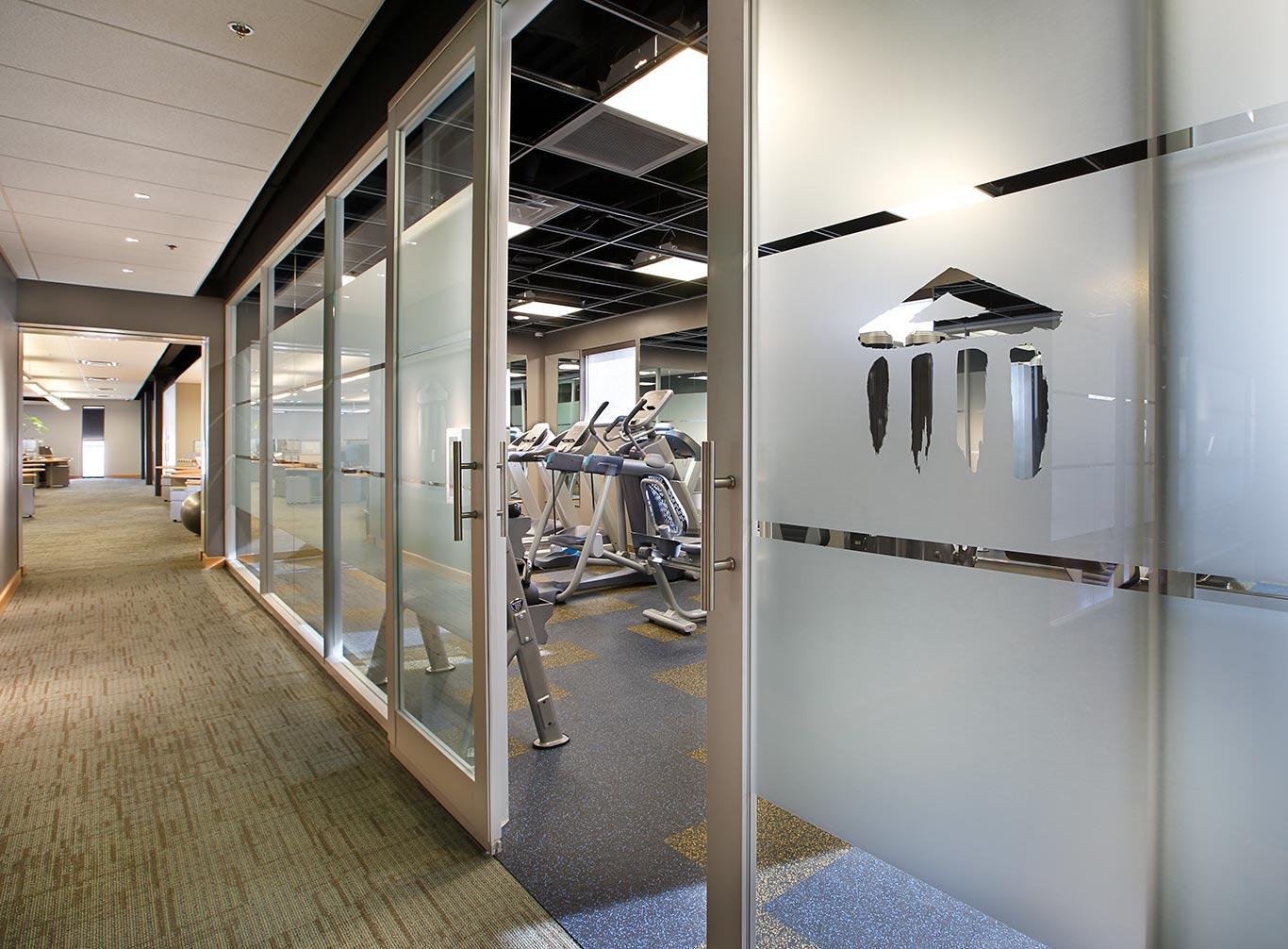 Prime Insurance Gym Utah Interior Design