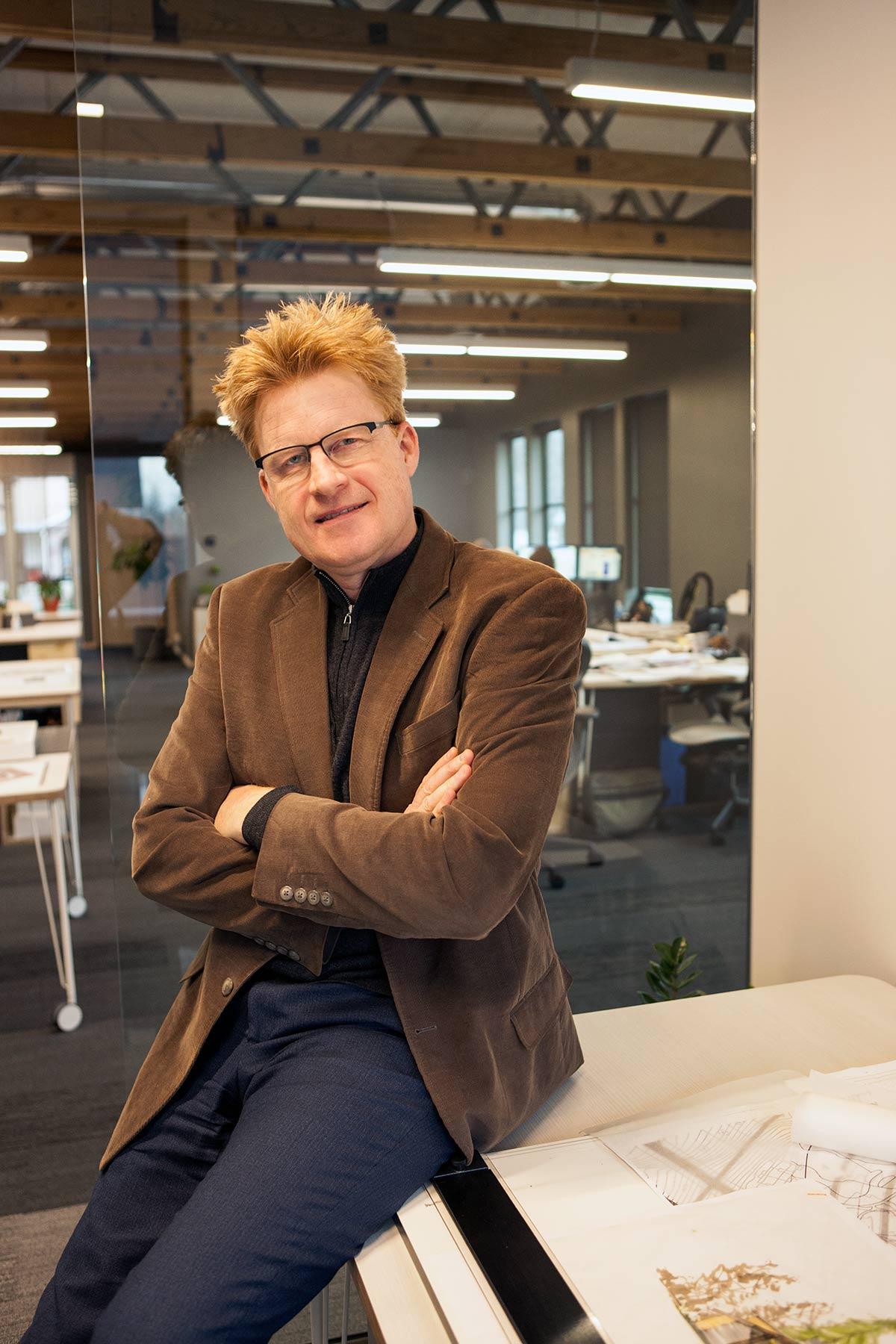 Nathan Murray Utah Healthcare Architect