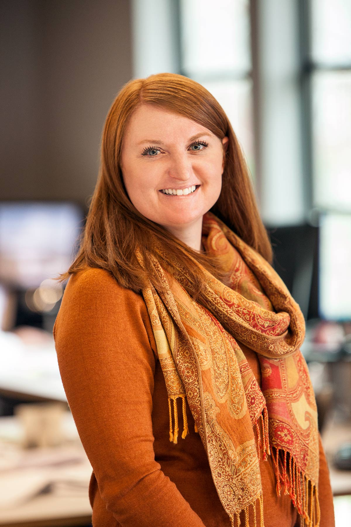 Rachel McKenzie Utah Healthcare Architect