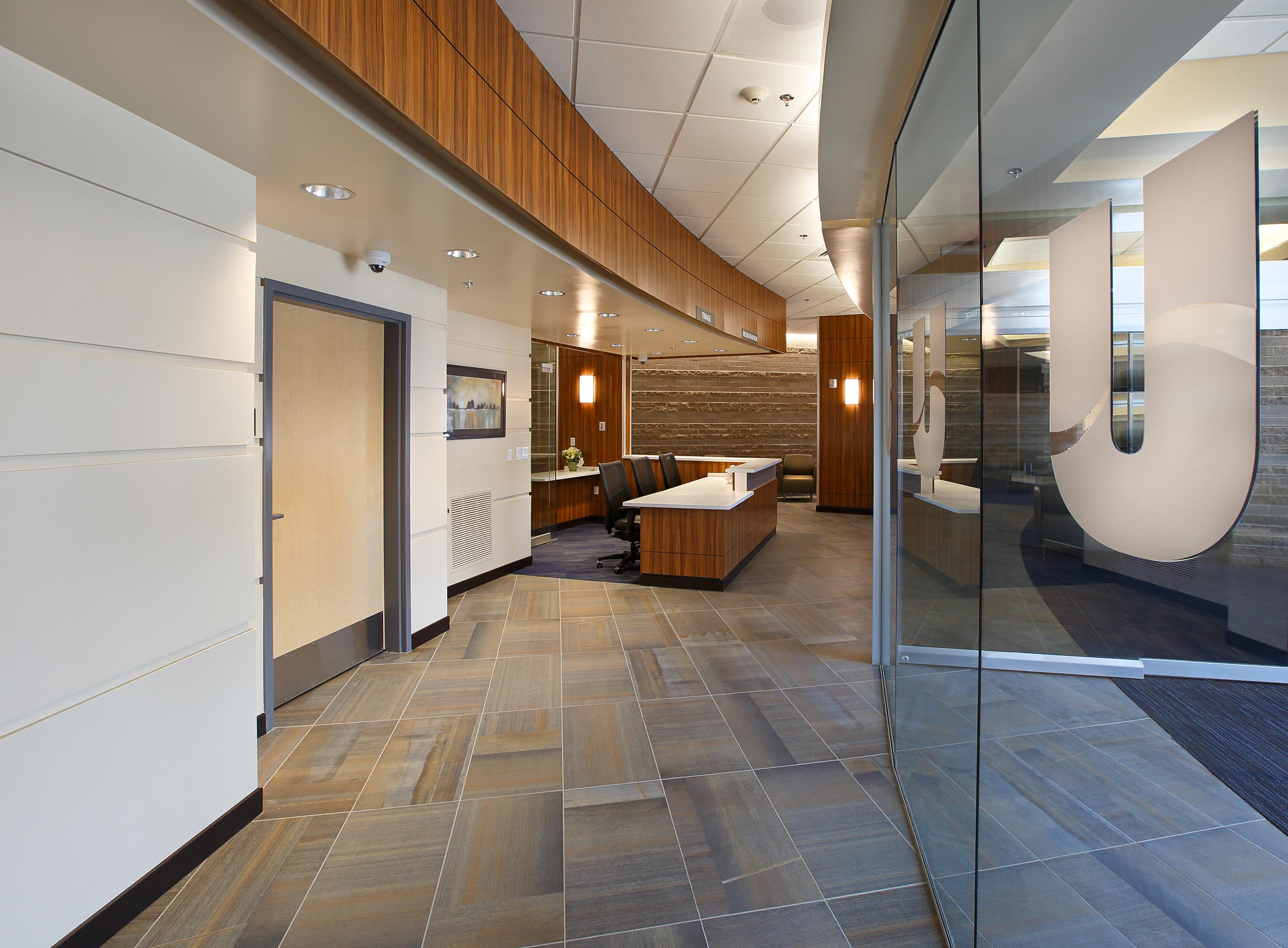 Uintah Basin Medical Center Healthcare Architecture