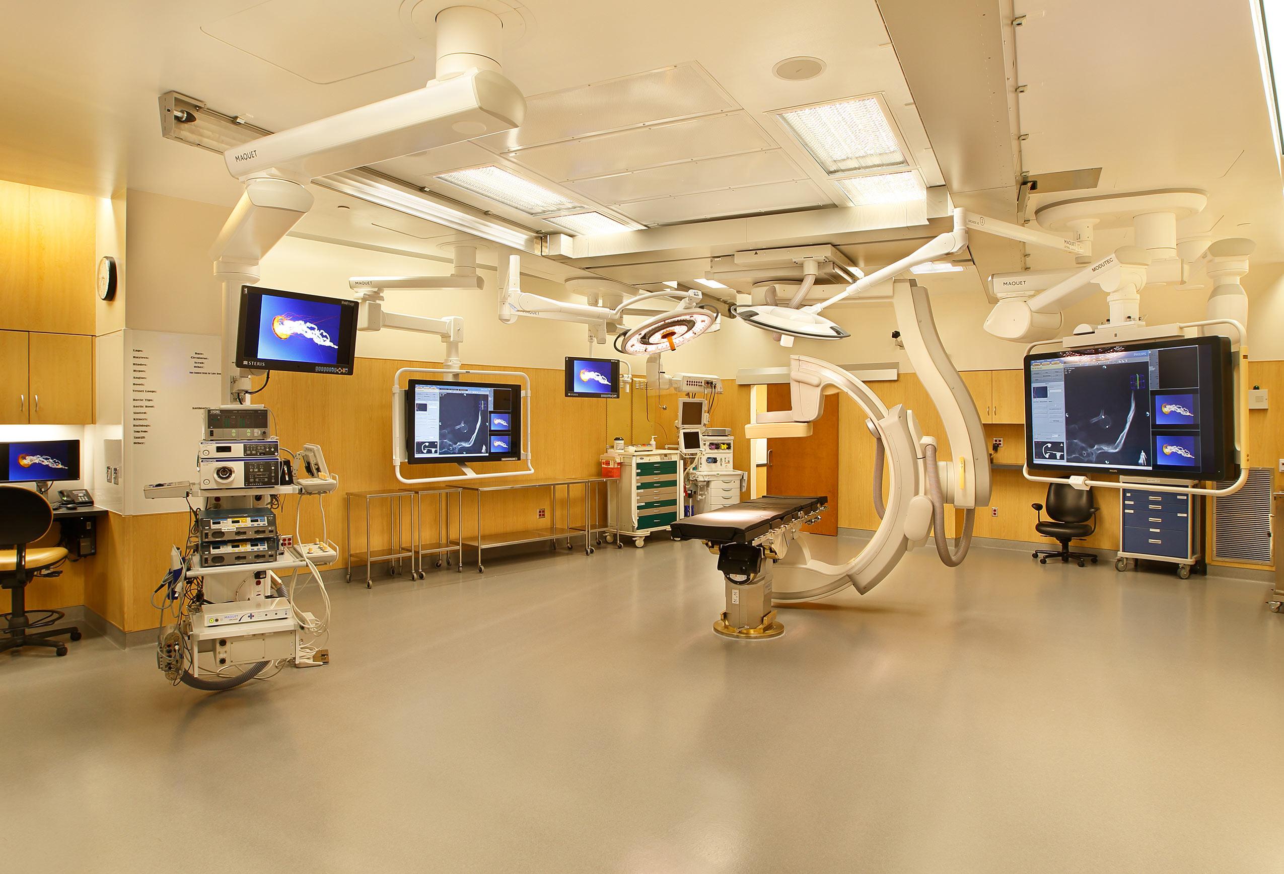 Utah Healthcare Architecture Imaging Room