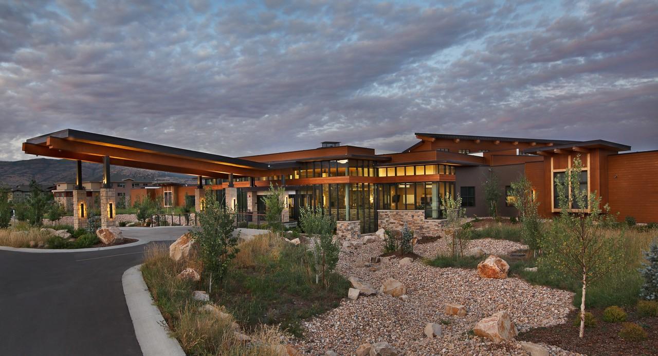 Utah skilled nursing architect